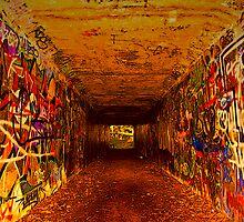 Graffiti #2 by Rosalie Dale