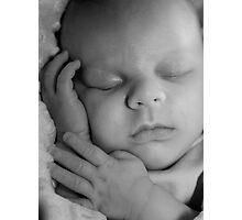 Newborn Photography Photographic Print