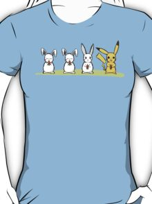 Pika Rabbit T-Shirt