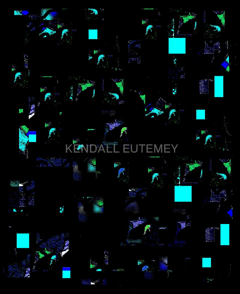 Abstract 3 by KENDALL EUTEMEY