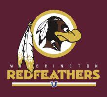 Marshington Redfeathers by AmazingRobyn