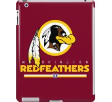 Marshington Redfeathers iPad Case/Skin