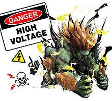 Blanka-High Voltage by ducane007