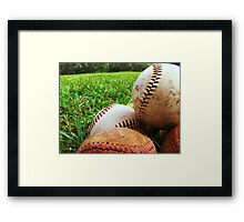 Catch-a-Fly-Your-Up Framed Print