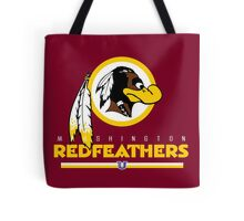 Marshington Redfeathers Tote Bag