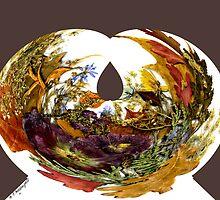 Autumn Joy - SPUN h'ART by memac