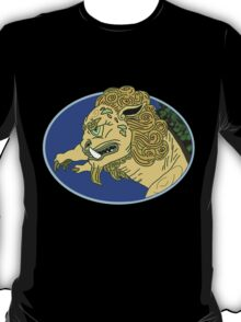 Lion Turtle T-Shirt