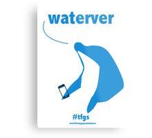 Haruka || waterver Metal Print