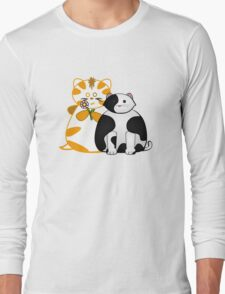 Frazzle and Basil Teamwork Tee T-Shirt