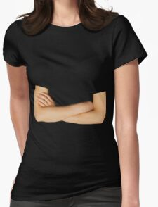 Folded Arms Female T-Shirt