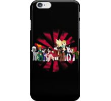 Big Damn Ponies iPhone Case/Skin