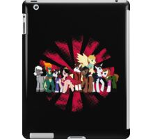 Big Damn Ponies iPad Case/Skin