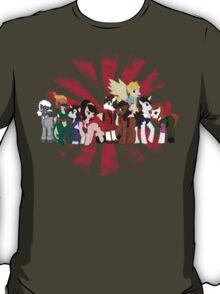 Big Damn Ponies T-Shirt