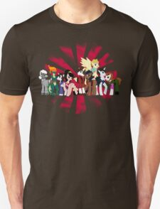 Big Damn Ponies Unisex T-Shirt