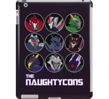 The Naughtycons iPad Case/Skin