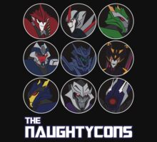 The Naughtycons T-Shirt