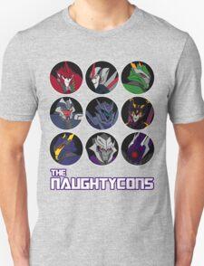 The Naughtycons Unisex T-Shirt