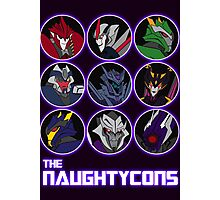The Naughtycons Photographic Print