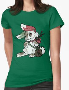Cute Rabbit! Womens Fitted T-Shirt