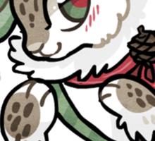 Cute Rabbit! Sticker