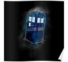 Doctor Who - DARK COLORS - Poster