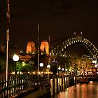 Sudmey Harbour Bridge by GabrielK