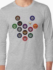 Thirteen Riders Long Sleeve T-Shirt
