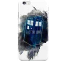 Doctor Who - LIGHT COLORS - iPhone Case/Skin