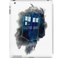 Doctor Who - LIGHT COLORS - iPad Case/Skin