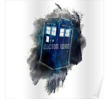 Doctor Who - LIGHT COLORS - Poster