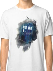 Doctor Who - LIGHT COLORS - Classic T-Shirt