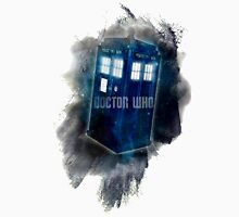 Doctor Who - LIGHT COLORS - Unisex T-Shirt