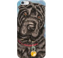 'Tia' - Shar-Pei iPhone Case/Skin