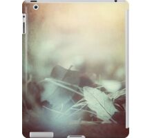 Leaves of Time iPad Case/Skin