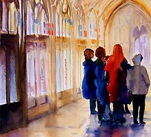 Cloisters by Ruth S Harris