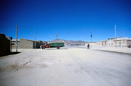 The Good, The Bad and Uyuni by Syd Winer