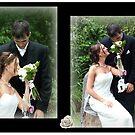 Luke and Nat ...Wedding Day  by tess1731
