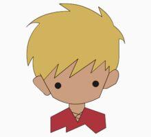 Arthur Pendragon Chibi Kids Tee