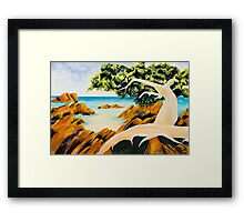 Spirit of Rottnest Framed Print