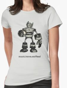 must.have.coffee (#2 in the series) Womens Fitted T-Shirt