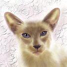 My precious Samantha. by Siamesecat