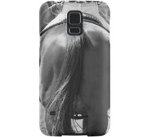 Rodeo Bums - Black and White Samsung Galaxy Case/Skin