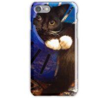 Kitty Ball iPhone Case/Skin