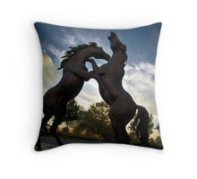 Rymill Coonawarra Winery Throw Pillow
