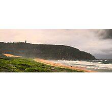 Solitary - - Palm Beach - Sydney Beaches - The HDR Series - Sydney,Australia Photographic Print