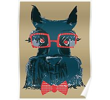 Calling all Scottish Terrier fans! Poster