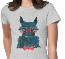 Calling all Scottish Terrier fans! Womens Fitted T-Shirt