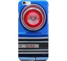 Triple Red iPhone Case/Skin