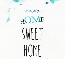 OM Sweet Home by Pranatheory