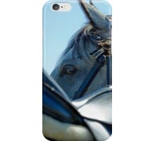 Grey In Blue iPhone Case/Skin
